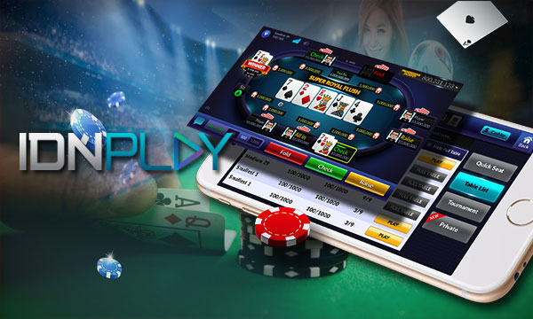 Aplikasi Idn Play Poker 99